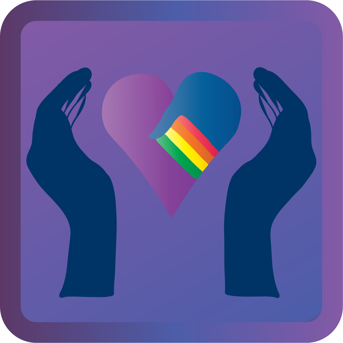 self care boundaries button